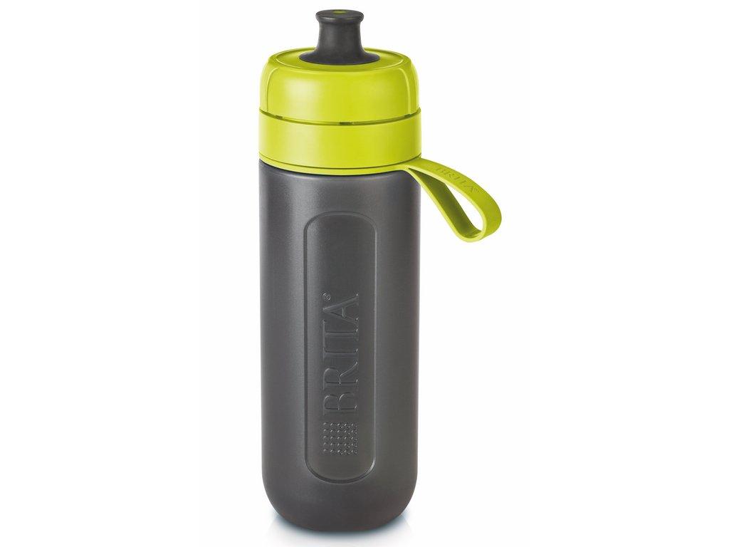 Filtrační láhev Brita Fill & Go Active 0,6 l limetková