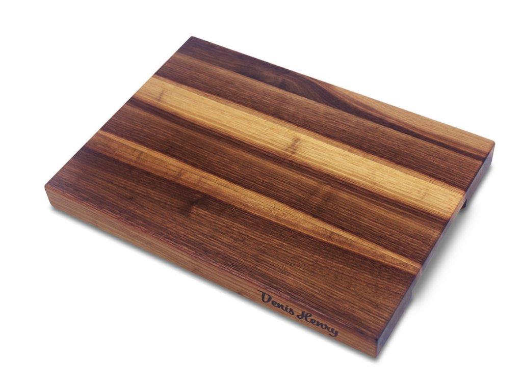 Dřevěné prkénko americký ořech