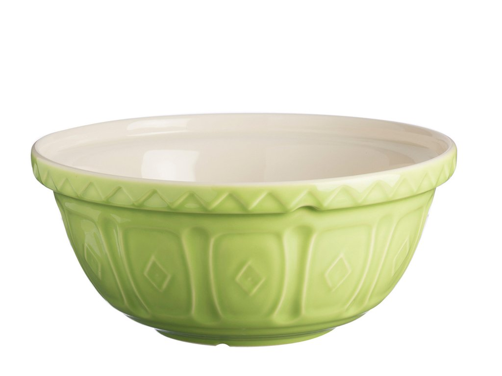 Kameninová mísa 26 cm Colour Mix jasně zelená, Mason Cash