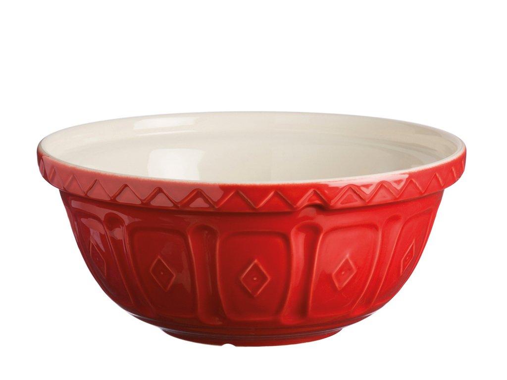 Kameninová mísa 26 cm Colour Mix červená, Mason Cash