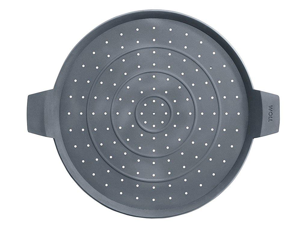 Multifunkční silikonová poklice 28 cm, Woll