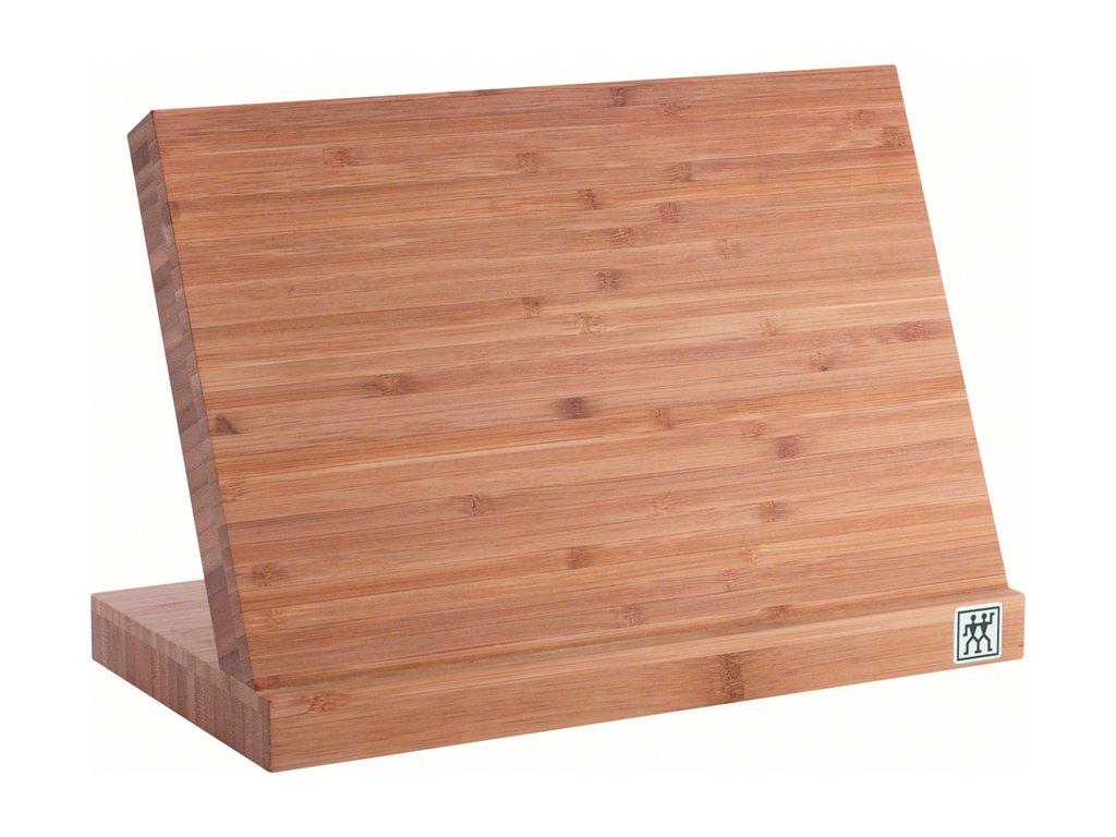 Magnetický blok na nože na 5 ks, bambus, Zwilling