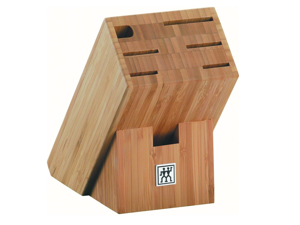 Blok na nože na 7 ks, bambus, Zwilling