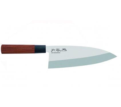 Nůž Deba 15,5 cm Seki Magoroku Redwood, Kai