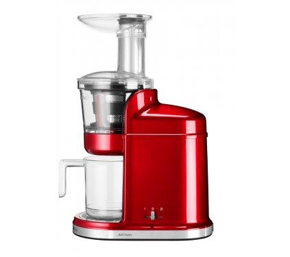 Nízkootáčkový odšťavňovač Artisan 5KVJ0111 červená metalíza, KitchenAid