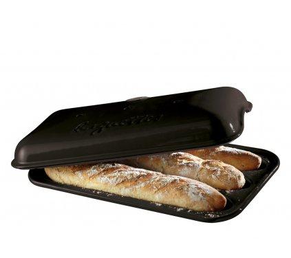 Forma na pečení baget pepřová, Emile Henry