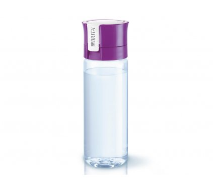 Filtrační láhev Brita Fill & Go Vital 0,6 l fialová