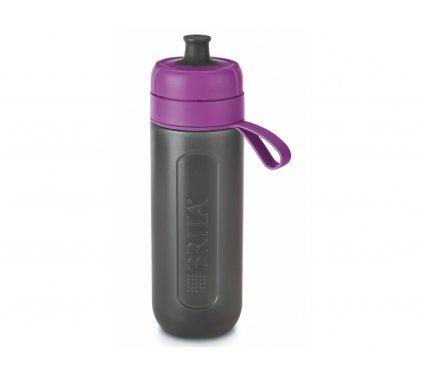 Filtrační láhev Brita Fill & Go Active 0,6 l fialová