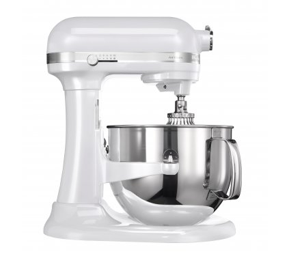 Kuchyňský robot Artisan 5KSM7580 matně perlová, KitchenAid