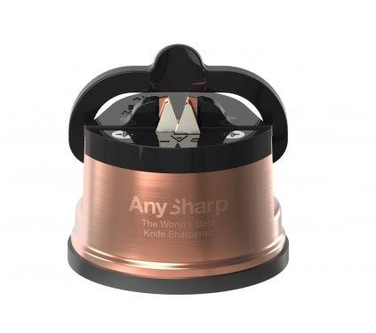 Brousek na nože AnySharp Pro, měděný