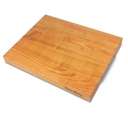Dřevěné prkénko třešen 43 x 34 x 4 cm