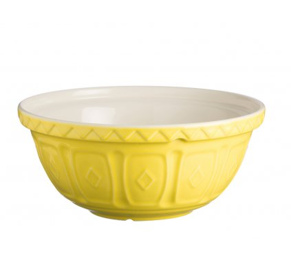 Kameninová mísa 26 cm Colour Mix jasně žlutá, Mason Cash
