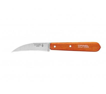 Loupací nůž 7 cm Pop oranžový, Opinel