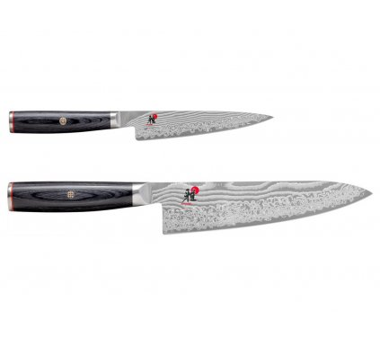 Set nožů 2 ks, Miyabi 5000FCD