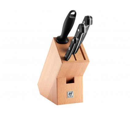 Set nožů 4 ks v bloku Gourmet, Zwilling