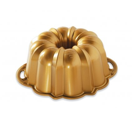 Forma na bábovku Anniversary zlatá 1,4 l, Nordic Ware