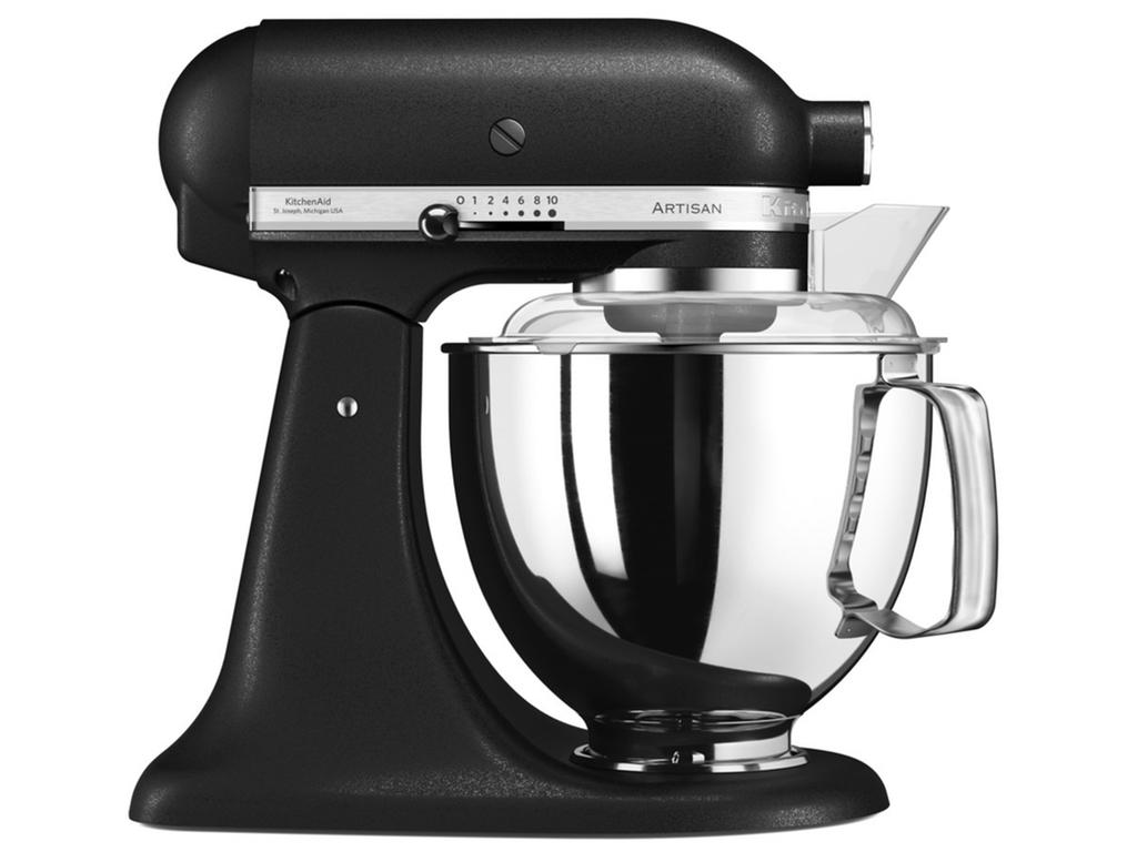 Kuchyňský robot Artisan 300 W černá litina, KitchenAid