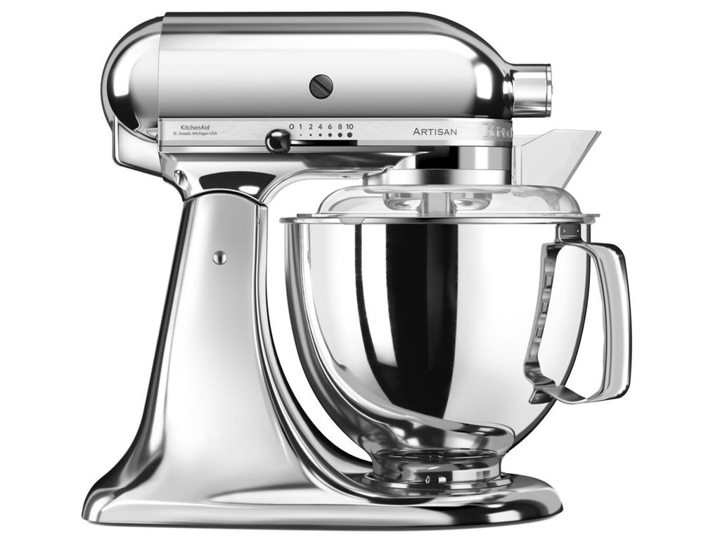 Kuchyňský robot Artisan 300 W chrom, KitchenAid