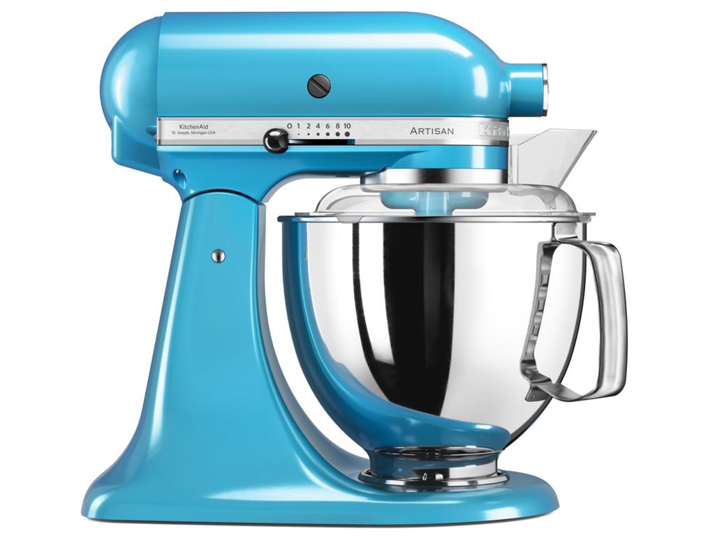 Kuchyňský robot Artisan 300 W křišťálově modrá, KitchenAid
