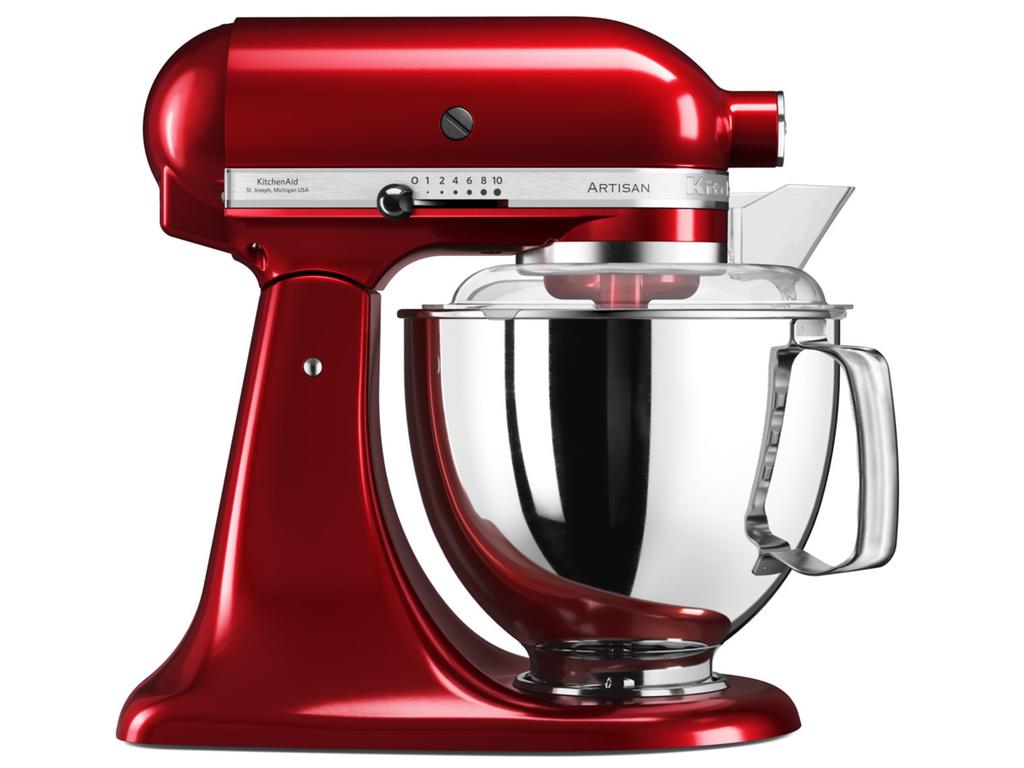 Kuchyňský robot Artisan 300 W červená metalíza, KitchenAid