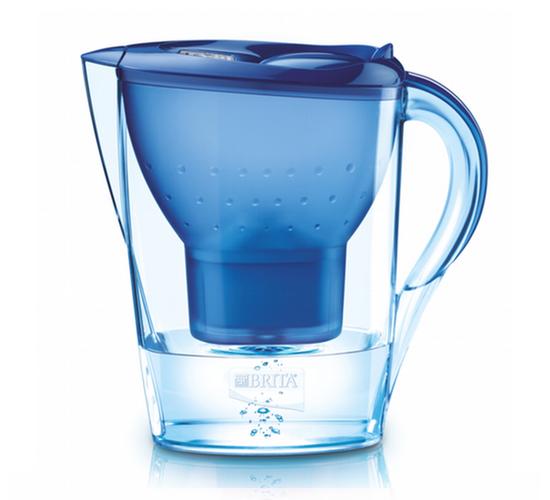 Filtrační konvice Brita Marella Cool Memo 2,4 l modrá