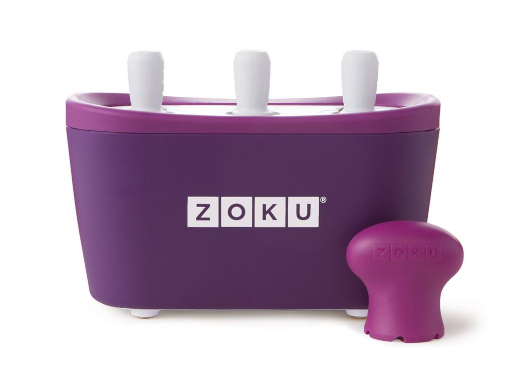Zmrzlinovač Triple fialová, Zoku