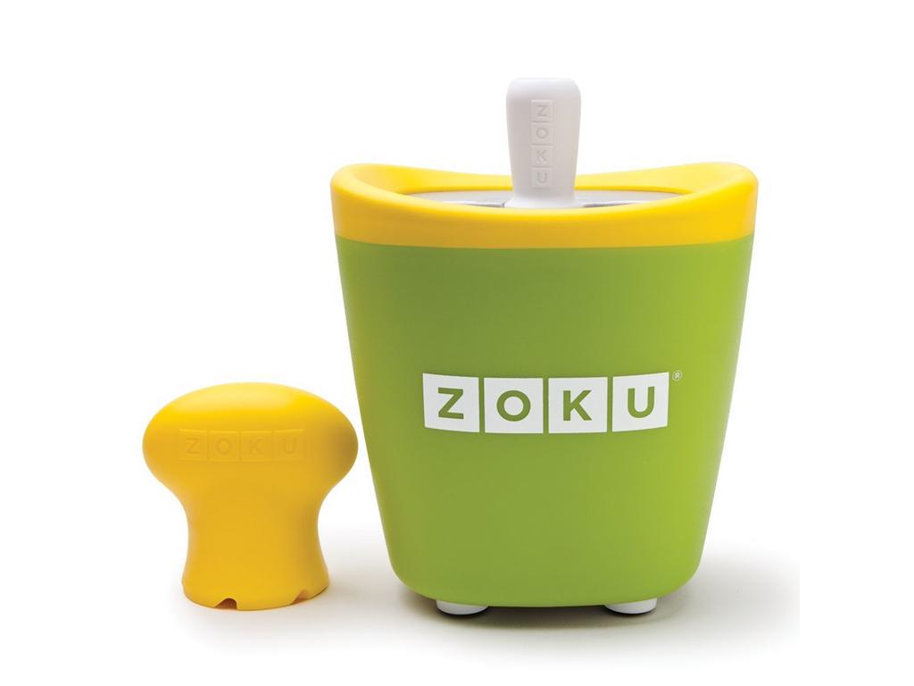 Zmrzlinovač Single zelená, Zoku