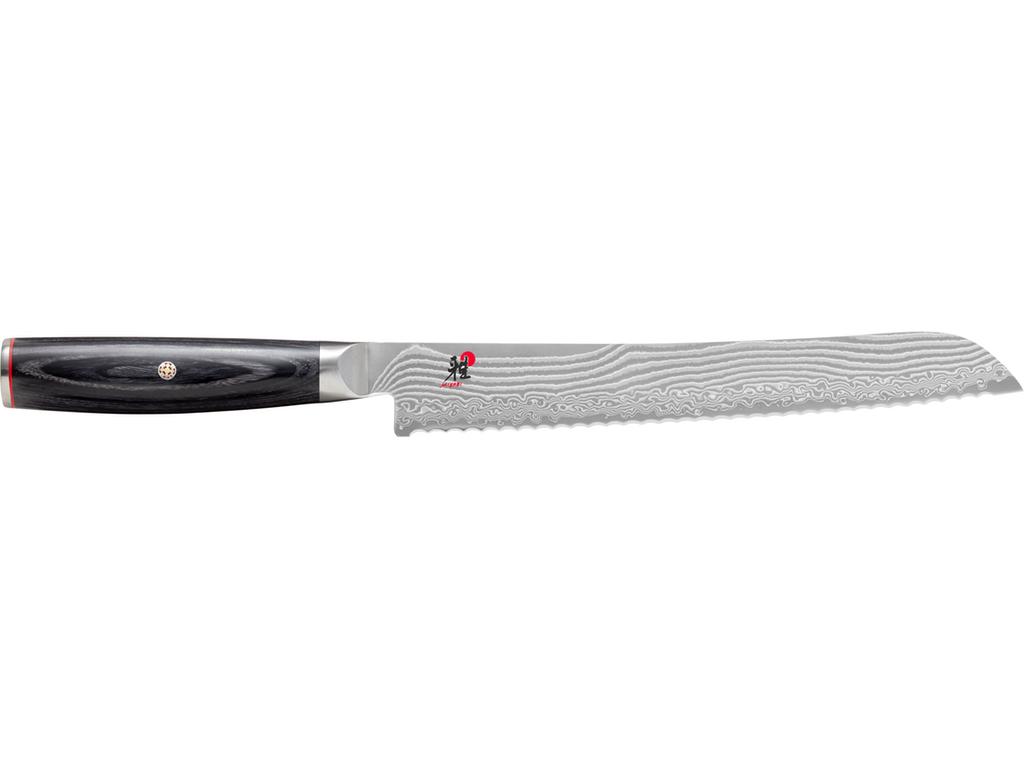 Miyabi by Zwilling Nůž na chléb 23 cm, Miyabi 5000FCD