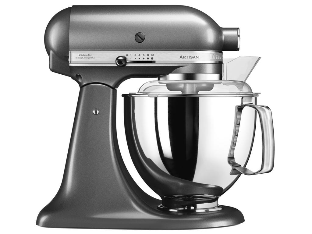Kuchyňský robot Artisan 300 W stříbřitě šedá litina, KitchenAid