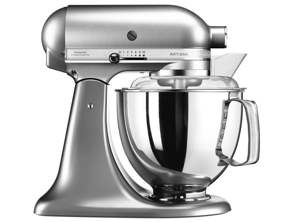 Kuchyňský robot Artisan 300 W broušený nikl, KitchenAid