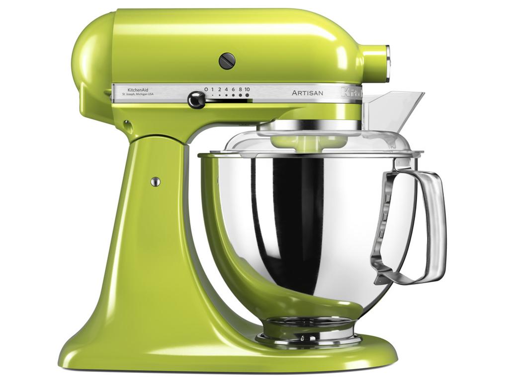 Kuchyňský robot Artisan 300 W zelené jablko, KitchenAid