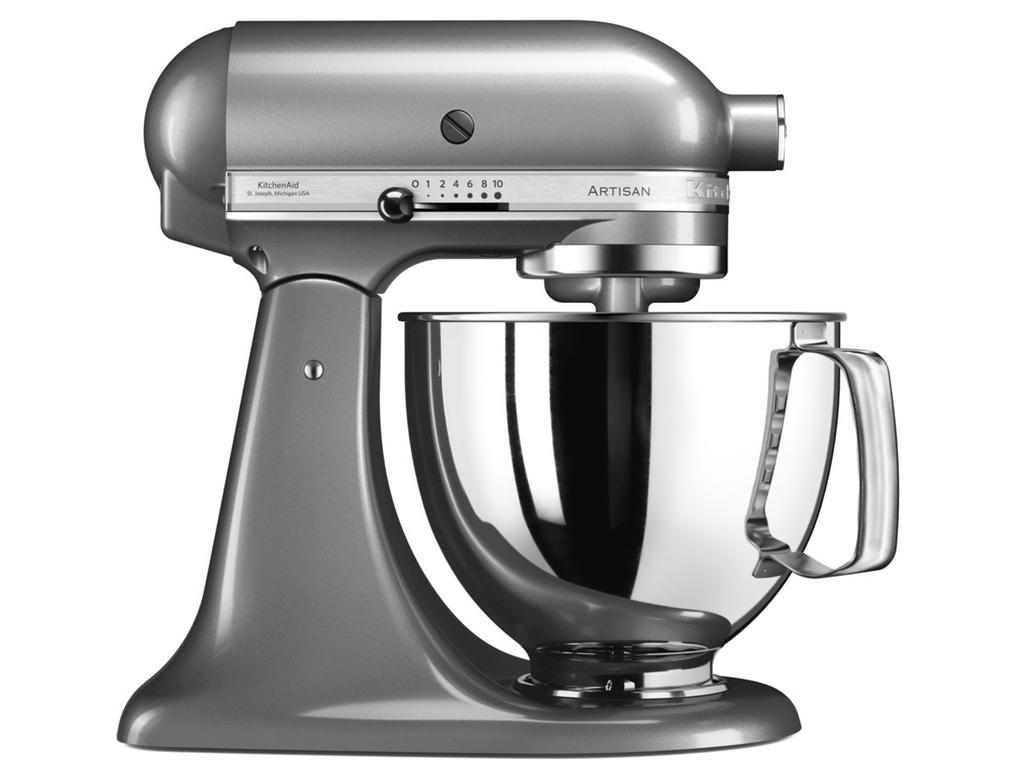 Kuchyňský robot Artisan 300 W stříbrná, KitchenAid