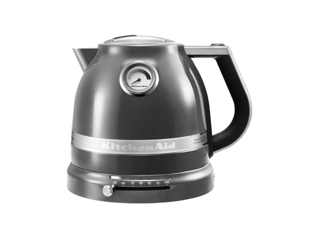 Rychlovarná konvice Artisan stříbřitě šedá, KitchenAid