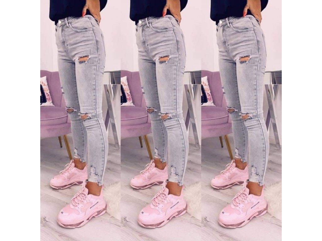 Dámské džíny SARA
