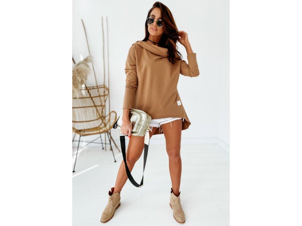 bluza hood camelkík