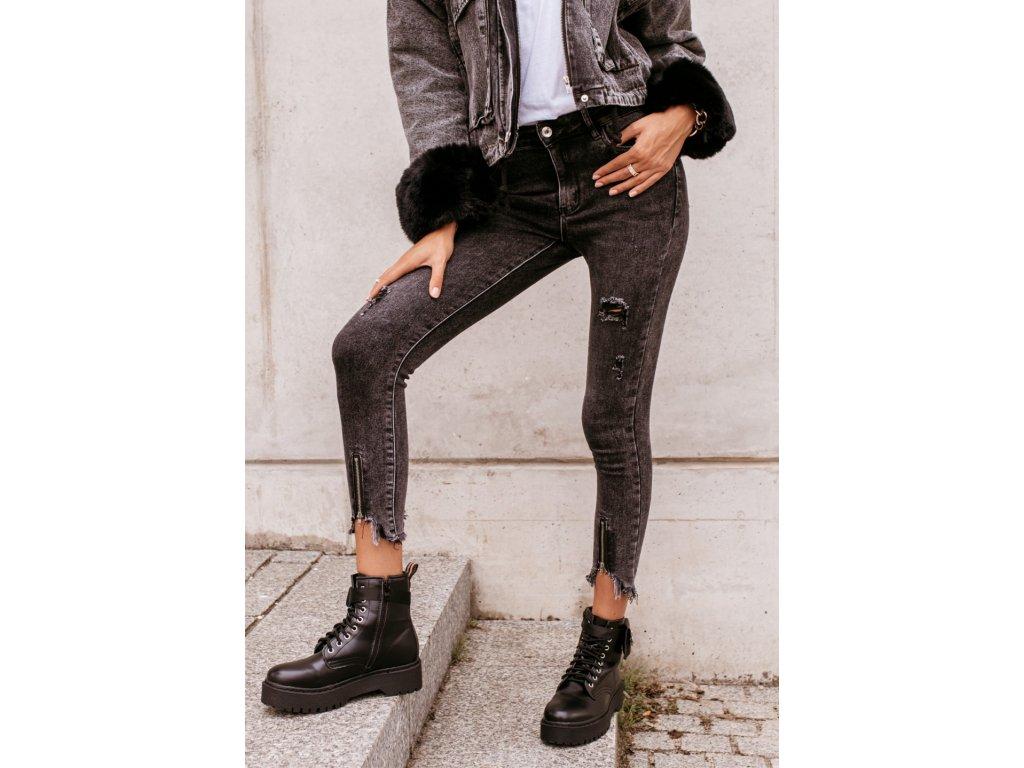 Dámské džíny M.SARA S5605