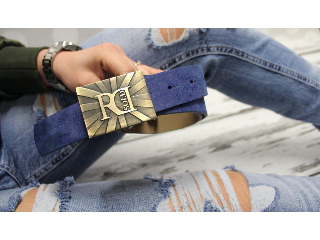 Pásek modrý  RD2 SOLD