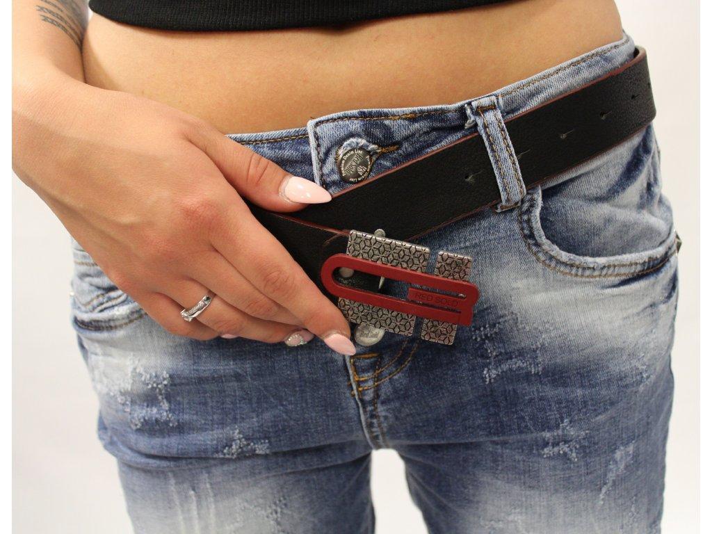 Pásek RED SOLD 2564