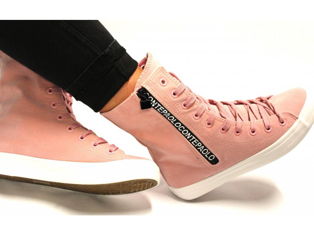 Dámská obuv CONTEPAL růžové
