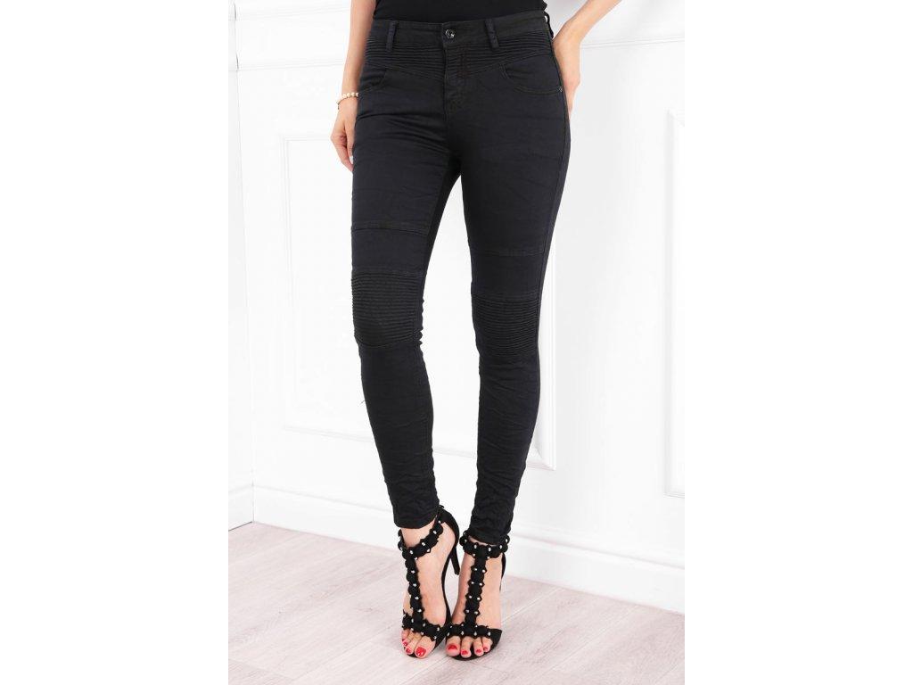 pol pl Spodnie jeansowe MEETS czarne 1123 1