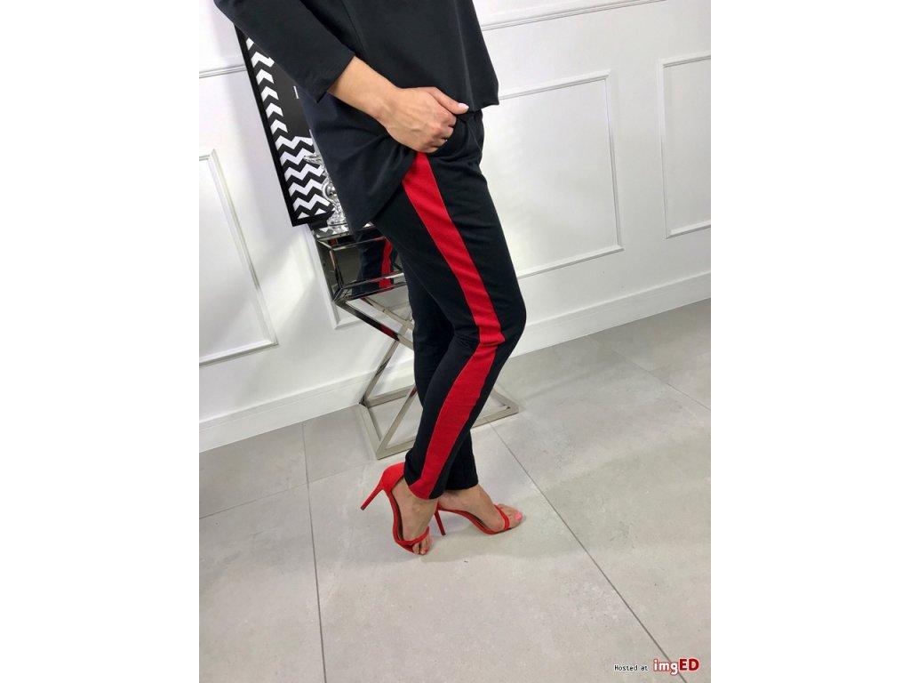 extra czarne spodnie dresowe czerwone lampasy mll extra czarne spodnie dresowe czerwone lampasy mll 3 3 32139592