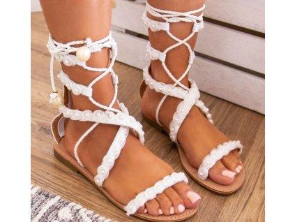 sandalki plaskie livia