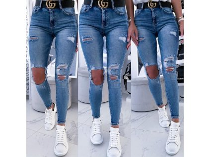 Dámské džíny RE-3601