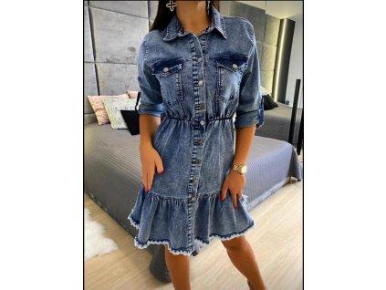 Dámské šaty 654315