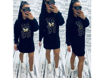 Dámské mikinové šaty MICKEY