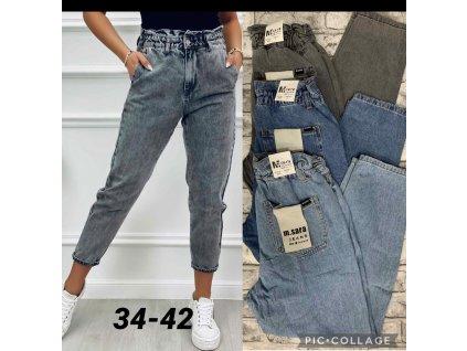 Dámské džíny světle modré BS578