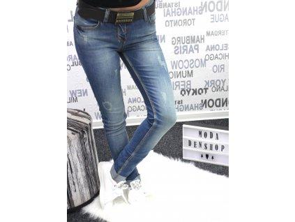 Dámské džíny SANTA LUCCI 105-352