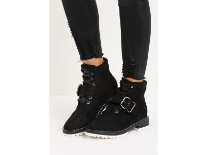 Dámská obuv DREAM černá