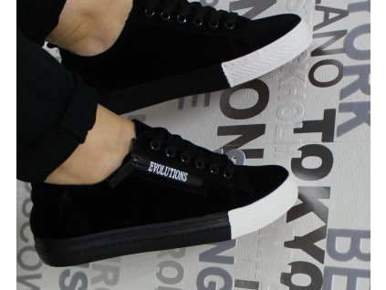 Dámské tenisky TIONS černé