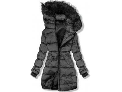 Dámská zimní bunda MAOMA šedá